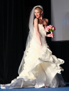 Wedding Gowns and Wedding Fashion Show at The Great Bridal Expo
