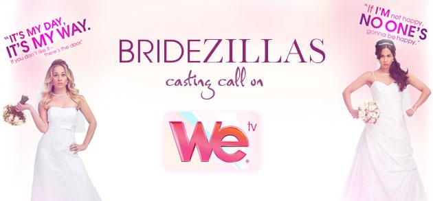 Bridezillas Auditions