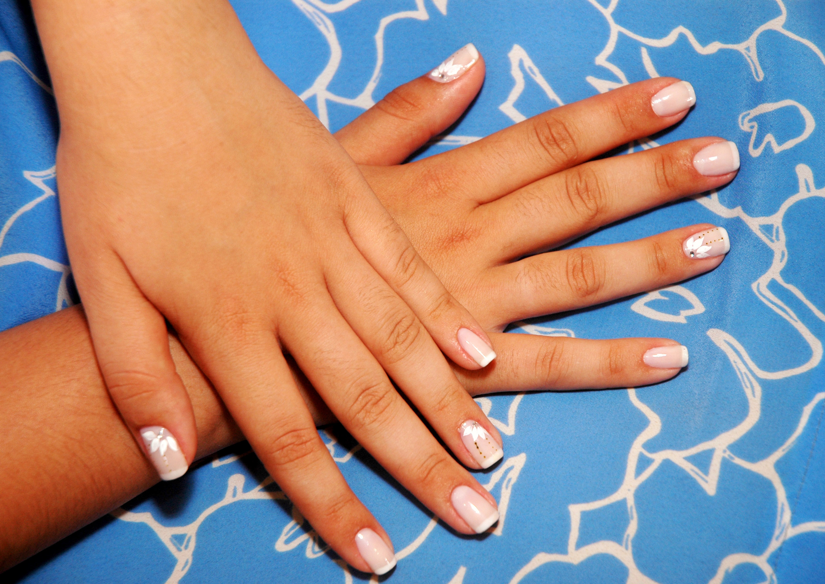 French Manicure | Great Bridal Expo