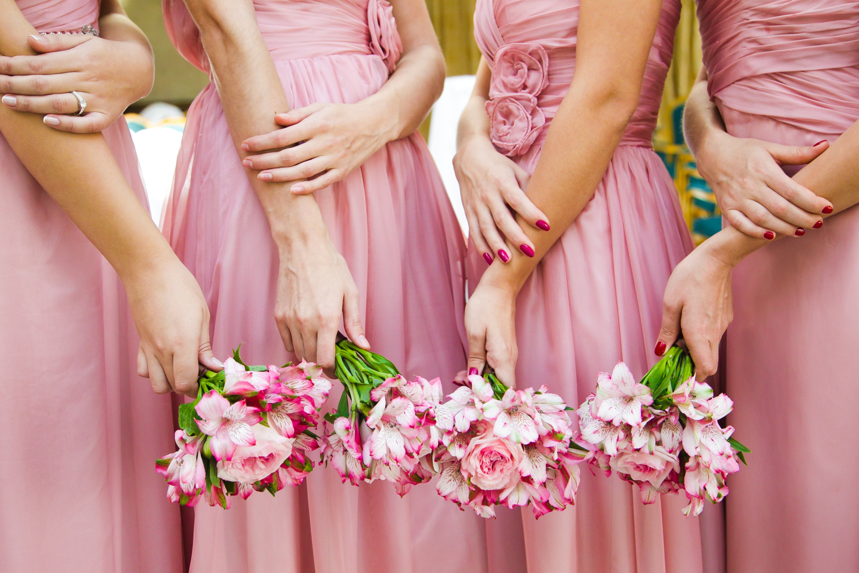 bickering bridesmaids | Great Bridal Expo